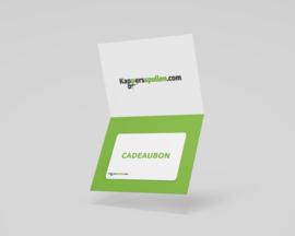KAPPERSSPULLEN.COM - CADEAUBON - 10 EURO