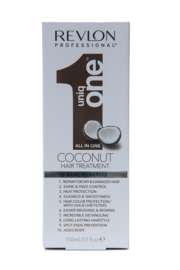 Revlon - Uniq One All In One Hair Treatment - Kokos - 150 ml -