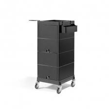 Sibel - Werkwagen - Discrete/Lock - zwart - 000737102