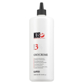 KIS - OxyCream 3% - Waterstofperoxide - 1000 ml - 95303