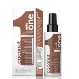 Revlon - Uniq One All In One Hair Treatment - Kokos - 150 ml -