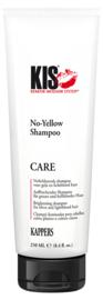 KIS Care - No-Yellow  - Shampoo - 250 ml - 95610