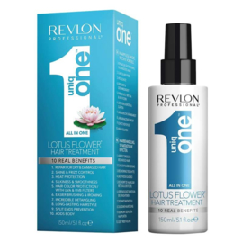 Revlon - Uniq One All In One Hair Treatment - Lotus - 150 ml - 7222134000