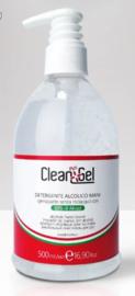 Desinfectiegel - Handhygiene - Hygienegel - Met Pomp - 500 ml