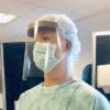 Gezichtsbeschermer - Face Shield - Lasscherm - Beschermbril - 1999901623
