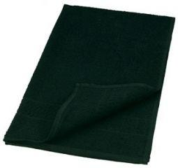 Sibel - Bob Tuo - Handdoeken Spons - Zwart - 50 x 85 cm 12 stuks