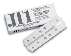 Jaguar JT1/JT3 platinium messen 10 stuks
