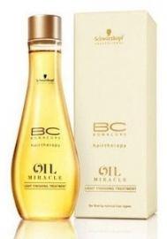 Schwarzkopf BC Miracle Light Treatment 100 ml