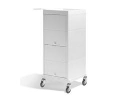 Sibel - Werkwagen - Discrete - wit - 000736101