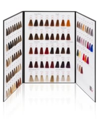 KIS - ColorChart - Kleurenkaart - 97001