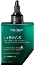 Alpha repair - Aromase 5 - Anti-roos shampoo 80ml - 2001106