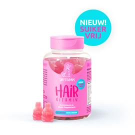 Sweet Bunny - Haarvitamines - Vegan & Suikervrij - 60 stuks - 8718754320108