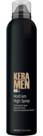 KIS KeraMen - Hold'em High Spray - Haarlak - 300 ml - 95586
