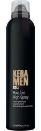 KIS KeraMen - Hold'em High Spray - Haarlak - 300 ml - 95586
