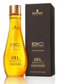 Schwarzkopf BC Miracle Finish Treatment 100 ml