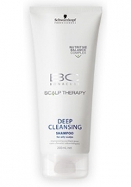 Schwarzkopf BC Deep Cleansing Shampoo