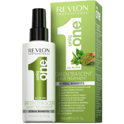 Revlon - Uniq One All In One Hair Treatment - Green Tea - 150 ml - 7245062000