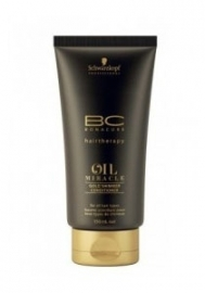Schwarzkopf BC Oil Miracle Gold Shimmer Conditioner 150 ml