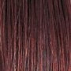 Extension kleur dark red