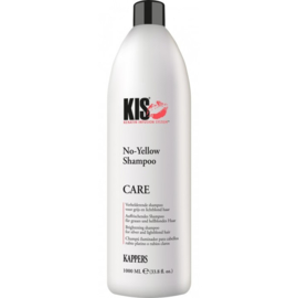 KIS Care - No-Yellow - Shampoo - 1000 ml - 95612