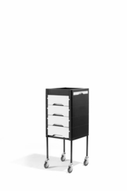 Sibel - Werkwagen - Secret - zwart/wit - 000738101