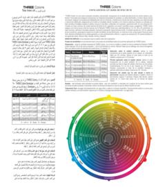 Three Colore haarverf 120ml