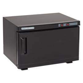 Efalock - Handdoekverwarmer - Towel Warmer - Zwart - 2322268