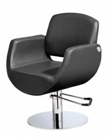 Comair - kappersstoel - Zurich - zwart - 7000801