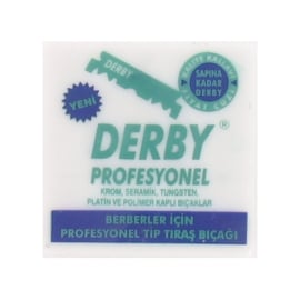 Derby - Scheermesjes - Profesyonel