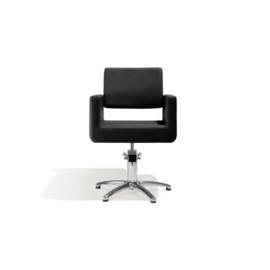 Sibel - Kappersstoel - Felicitas - Zwart/Zwart Croco/Bruin - 0180540