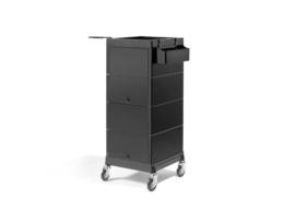 Sibel - Werkwagen - Discrete - zwart - 000736102