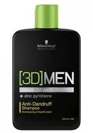 Schwarzkopf 3DMen Anti-Dandruff Shampoo