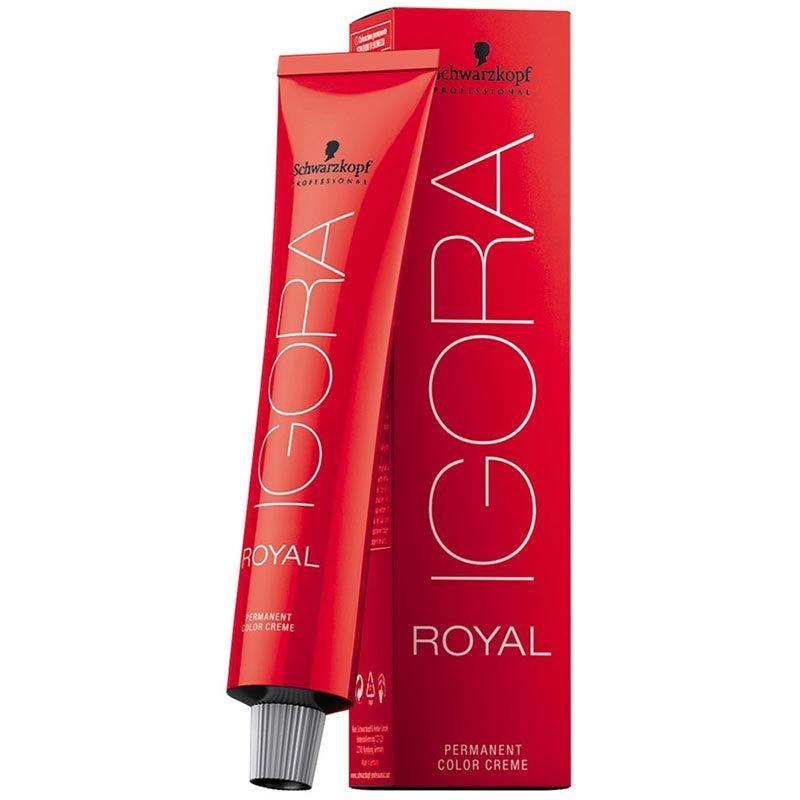 Schwarzkopf - Igora Royal Color Cream - Haarverf - 60ml - 1677540