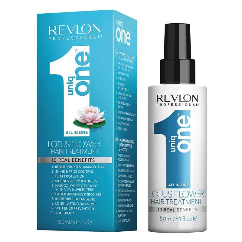 Revlon - Uniq One All In One Hair Treatment - Lotus - 150 ml - 7222134000