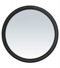 Sibel - Handspiegel - Magic Mirror - Rond - Zwart - 013073102