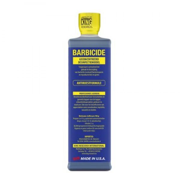 Barbicide - Geconcentreerd Desinfectiemiddel - 473 ml - 017922516113