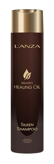 L'ANZA - Keratin Healing Oil Silken Lustrous - Shampoo - 950 ml - 654050230339