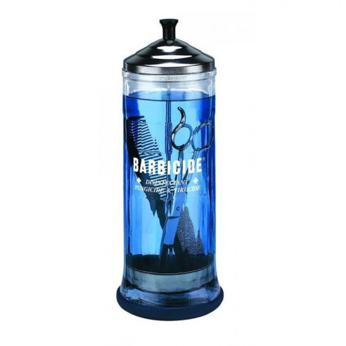 Barbicide - Desinfectieflacon - Roestvrij Edelstaal - Dompelaar - 1100 ml - 017922542112