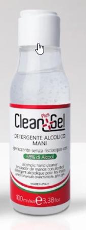 Curax - Desinfectiegel - Handhygiene - Hygienegel - Met Doseerdop - 100 ml