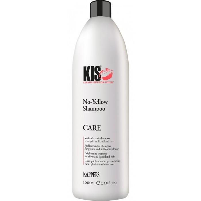 KIS Care - No-Yellow - Shampoo - 1000 ml - 95612