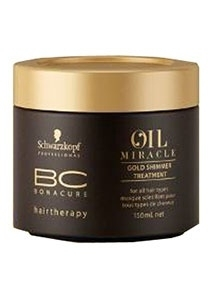 BC Oil Miracle Gold Shimmer Treatment 150 ml