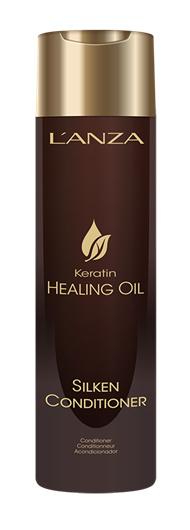 L'ANZA - Keratin Healing Oil Silken Lustrous - Conditioner - 950 ml