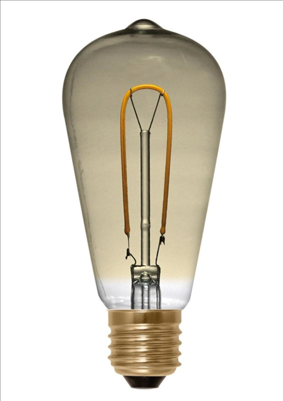 LED > Rustica Curved golden GS-50530