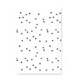 Handdrawn Dots 12 x 19 cm