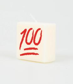 Letterkaars - 100