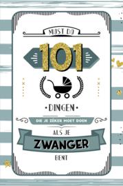 101 dingen die je moet doen (zwanger)