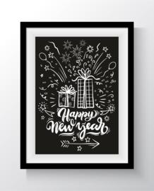 Happy new year (vuurwerk)