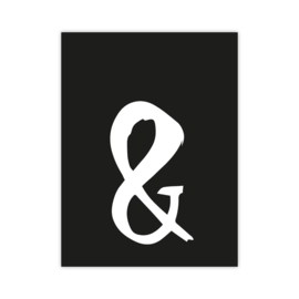 Letterslinger - symbool &