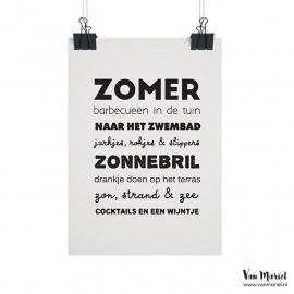 A6 | Seizoen Zomer