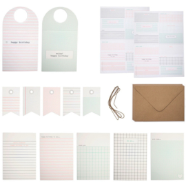 HOP - Stationery box school